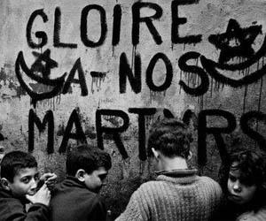 Gloire à nos martyrs